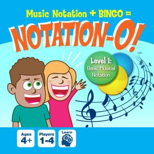 NOTATION-O Cover